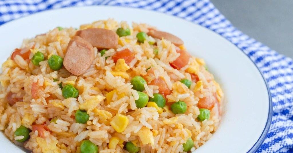 Resep Nasi Goreng Kacang Polong