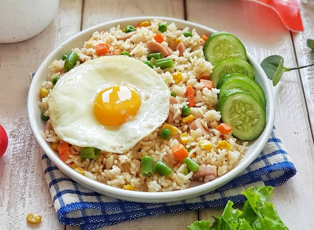Resep Nasi Goreng Sehat
