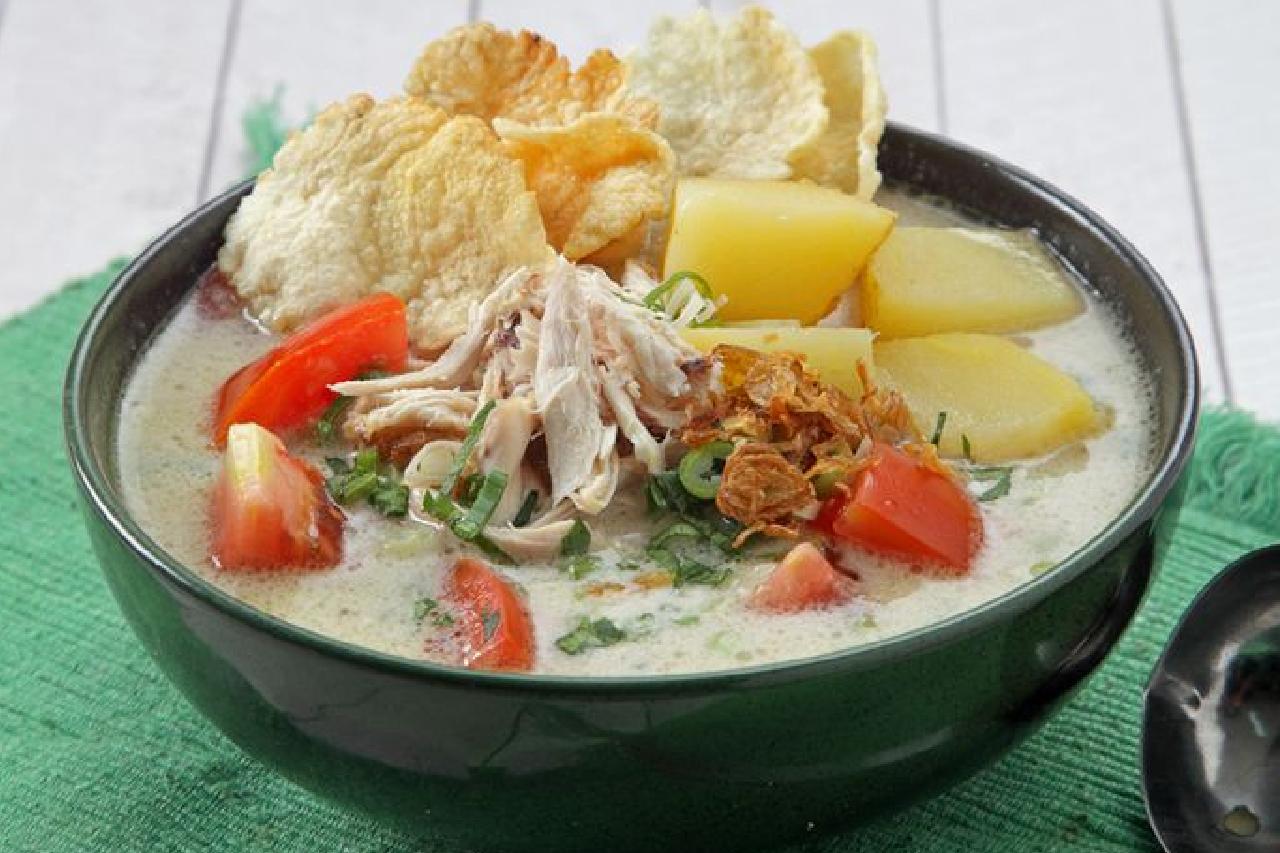 Resep Soto Ayam Betawi
