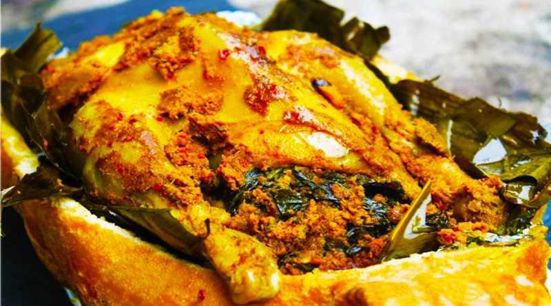 Resep Ayam Bakar Betutu Khas Bali