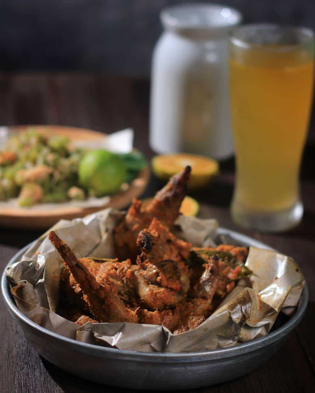 Resep Ayam Bakar Sapit Khas Palembang