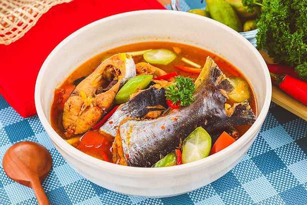 Resep Ikan Asam Pedas Khas Sumatera Utara