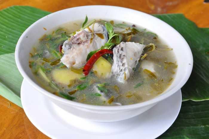 Resep Ikan Kuah Asam Khas Manado