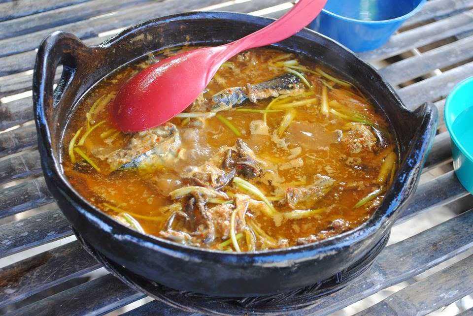 Resep Masakan Bau Peapi (Sulawesi Tenggara)
