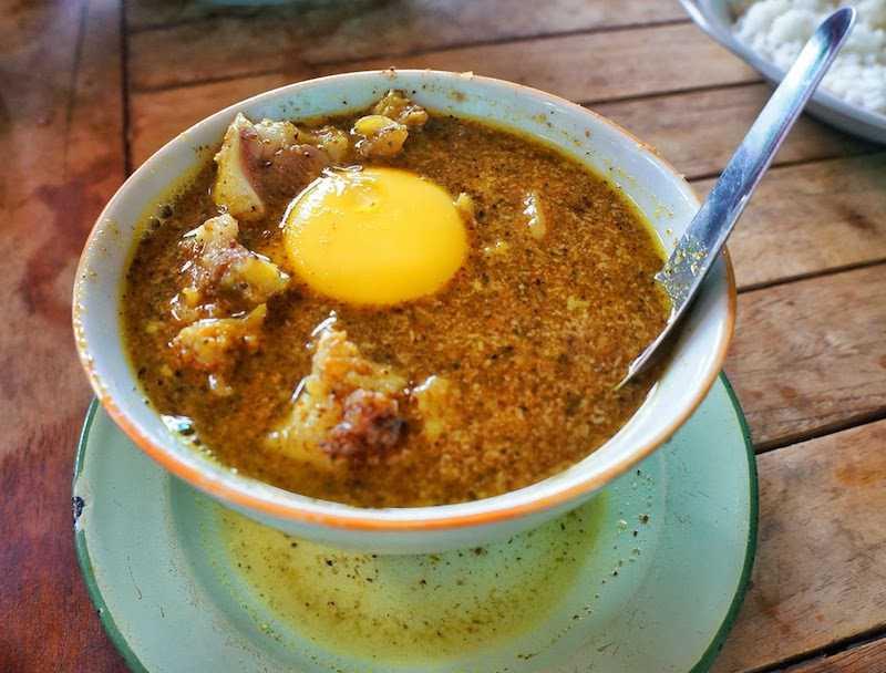 Resep Kari Terung Ayam Khas Palembang   Reseppedia.com