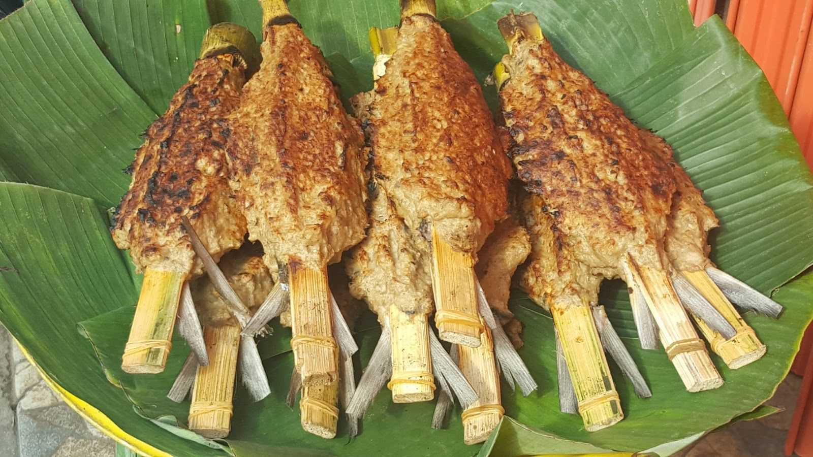 Resep Masakan Sate Bandeng (Banten)