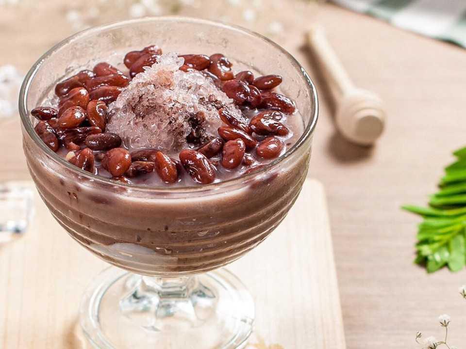 Resep Membuat Es Kacang Merah Khas Manado