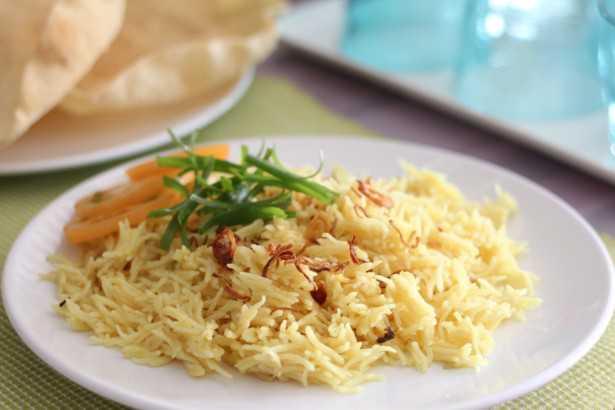 Resep Nasi Minyak Khas Melayu Deli