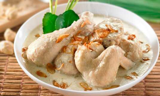 Resep Opor Ayam Khas Yogyakarta