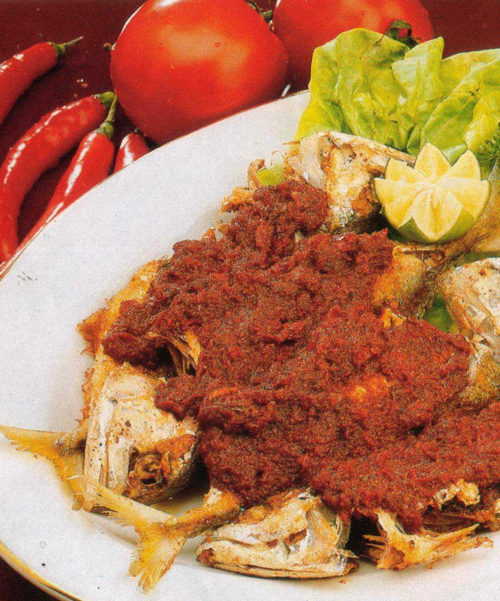 Resep Parepe Ikan (Sulawesi Tenggara)