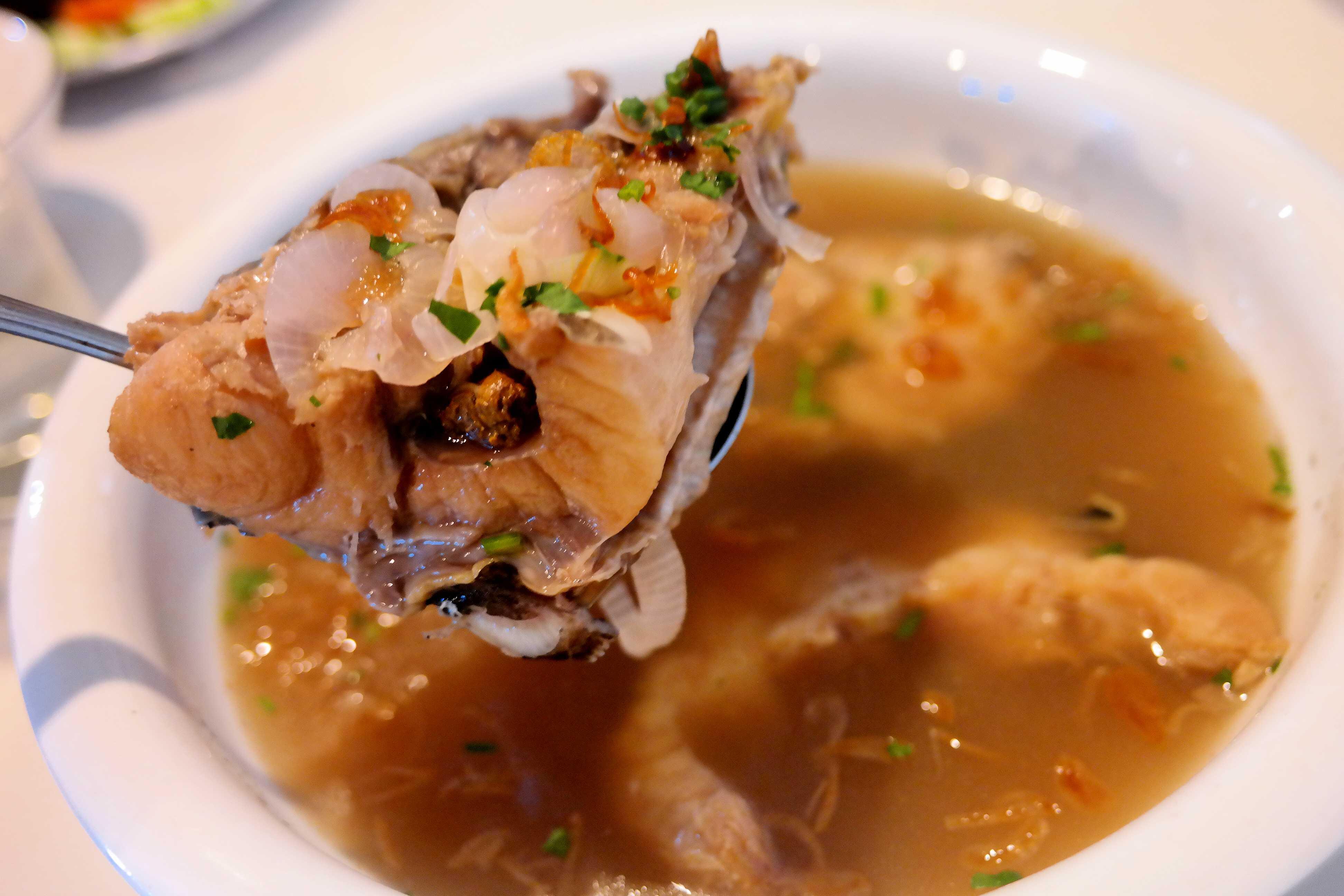 Sup Ikan Banjar Khas Jawa Tengah
