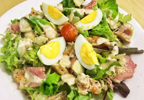 Caesar Salad Sehat