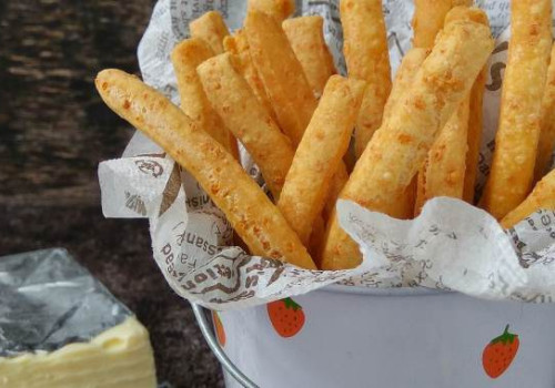 Cheese Stick (Stik Keju)
