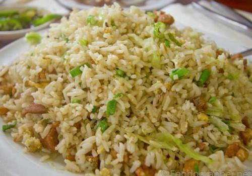 Nasi Goreng Ikan Asin Sehat Untuk Anak