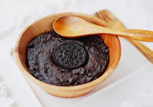 Oreo Brownies Sehat Untuk Anak
