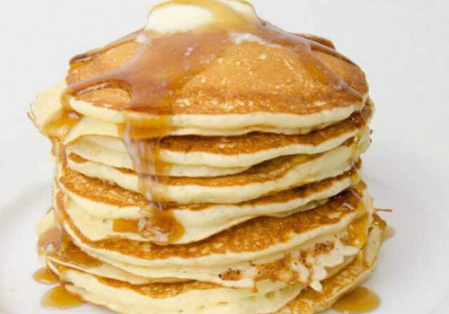 Pancake Sehat Untuk Anak