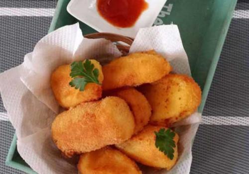 Pom-Pom Potato Sehat Untuk Anak