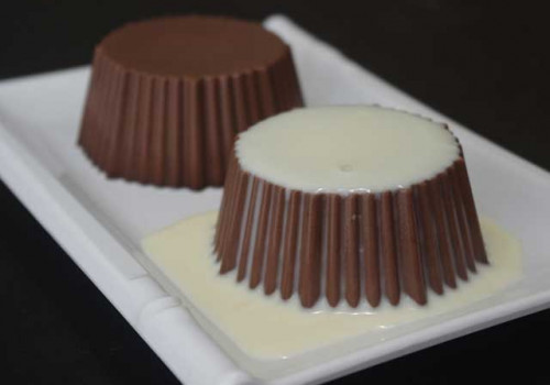 Puding Sutra Cokelat Untuk Anak
