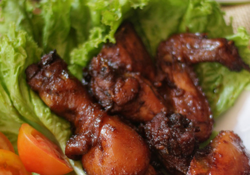 Resep Ayam Bacem