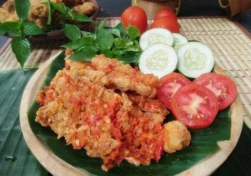 Resep Ayam Geprek Sambal Taican