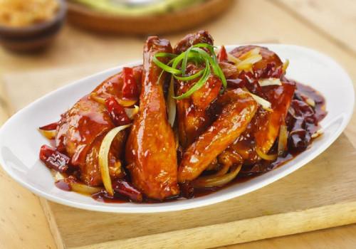 Resep Ayam Kecap Pedas Manis