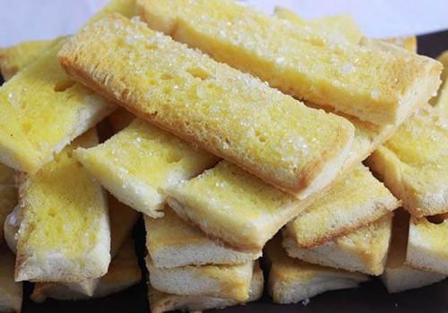Resep Bagelen Roti Tawar (Tanpa Oven)