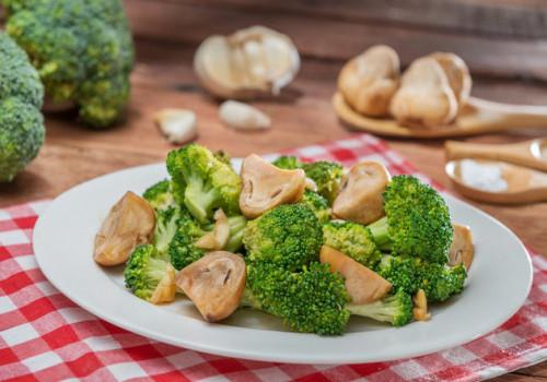 Resep Brokoli Saus Jamur