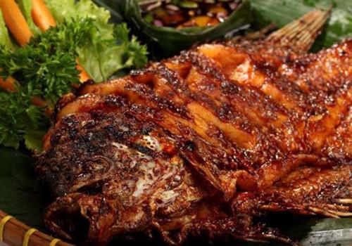 Resep Ikan Gurame Bakar Bumbu Padang
