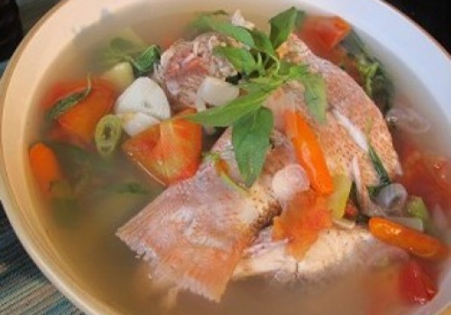Resep Ikan Kuah Asam