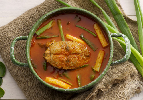 Resep Kare Ikan Tongkol