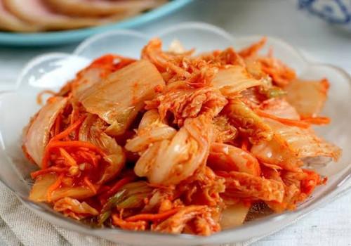 Resep Kimchi Sawi Putih