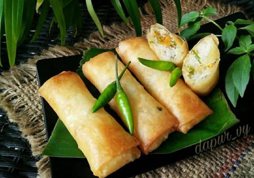 Resep Lumpia Ayam Bihun