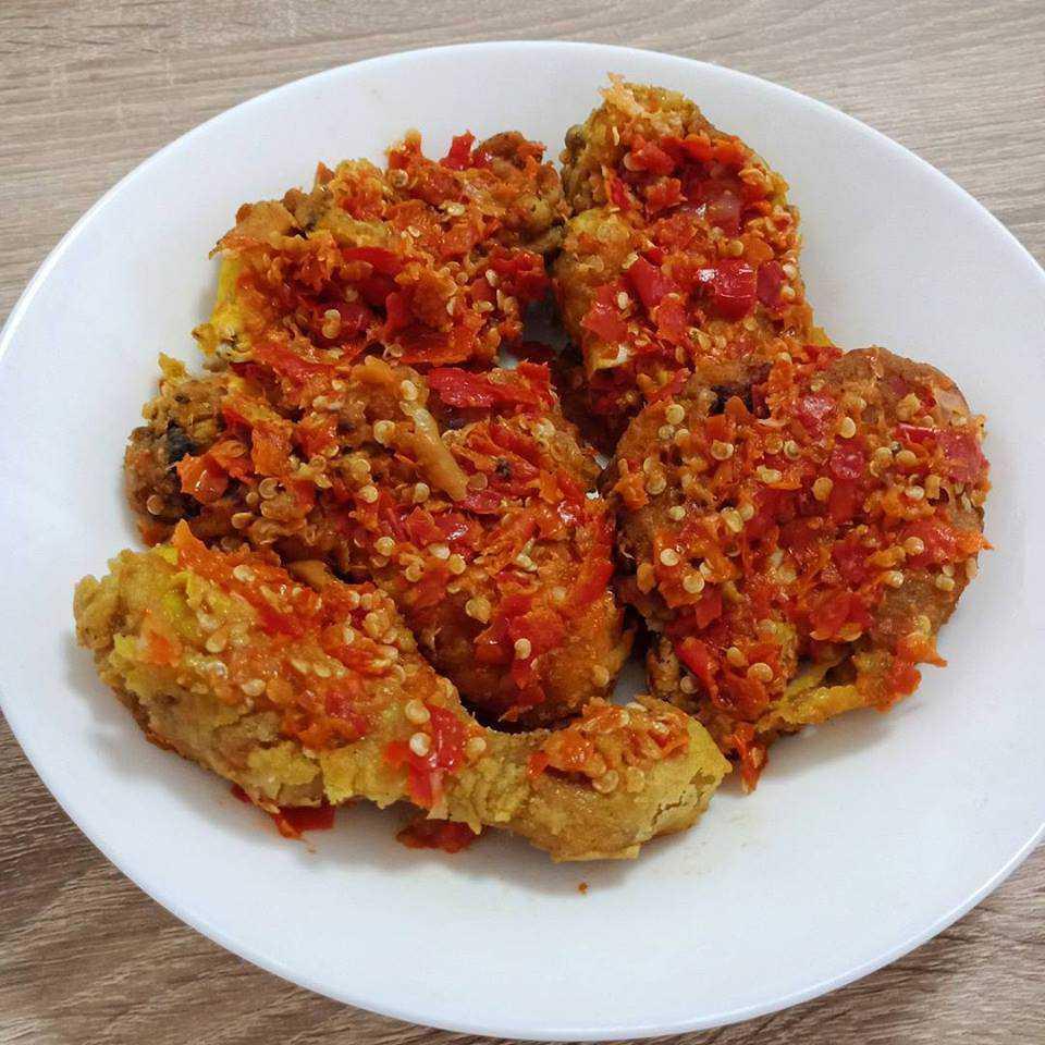 Resep Masakan Ayam Geprek Enak