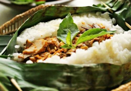 Resep Nasi Bakar Tongkol Daun Kemangi