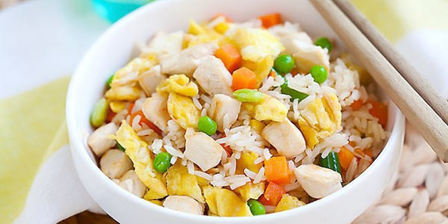 Resep Nasi Goreng Ayam Spesial