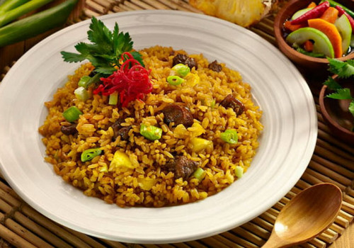 Resep Nasi Goreng Rendang