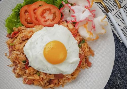 Resep Nasi Goreng Spesial untuk Orang yang Spesial