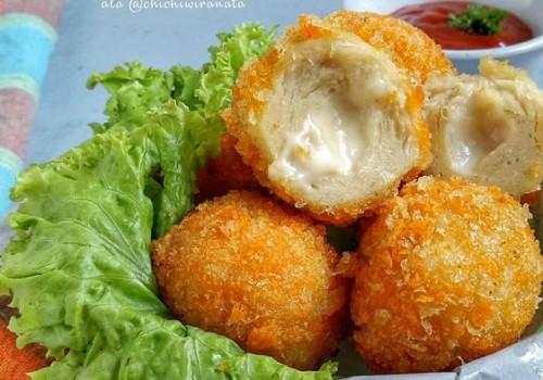Resep Nugget Keju Creamy