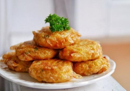 Resep Perkedel Kentang Daging Cincang