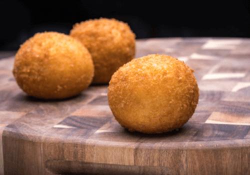 Resep Potato Coklat Ball