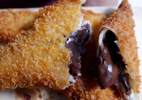 Resep Roti Goreng Coklat