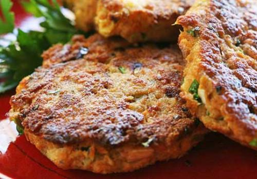 Resep Salmon Patty Sehat Untuk Anak
