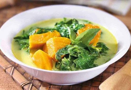 Resep Sayur Labu Kuning Enak dan Praktis