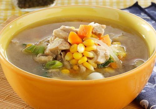 Resep Sop Ayam Jagung Untuk Anak-anak