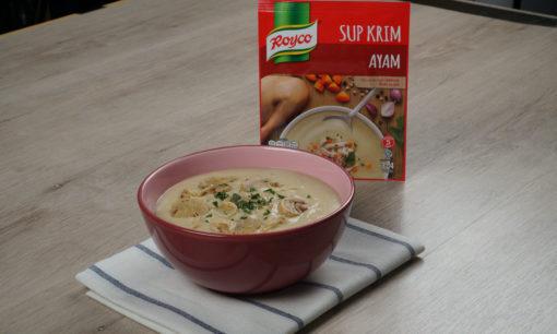 Resep Sup Jamur Nikmat