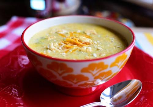 Resep Sup Keju Panggang