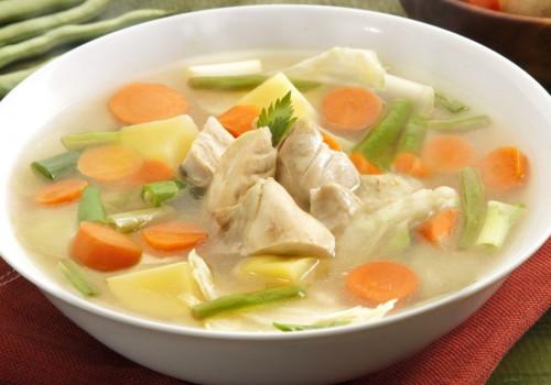 Sup Ayam Untuk Anak Ala Rumahan