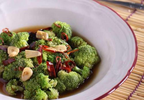 Tumis Brokoli Sehat Untuk Anak
