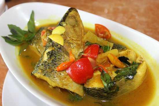 Resep Asam-Asam Ikan Gabus (Sulawesi Tengah)