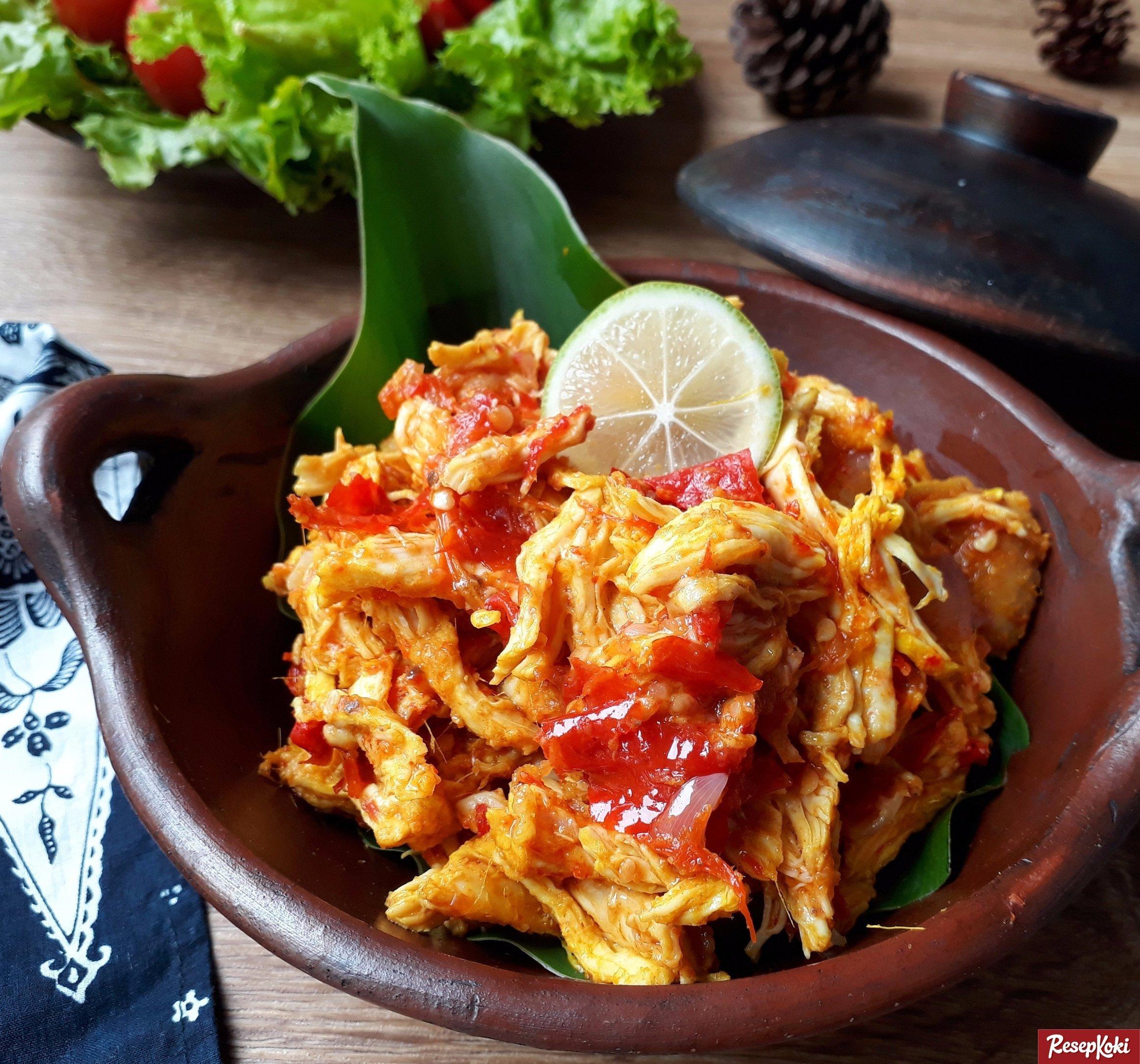 Resep Be Sisit Ayam Khas Bali